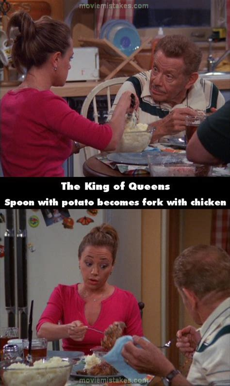 king  queens  tv mistake picture id