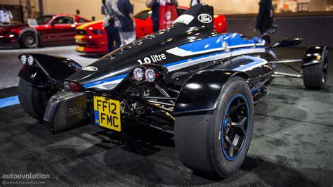 2018 Sema Formula Ford 10l Ecoboost Road Car Live