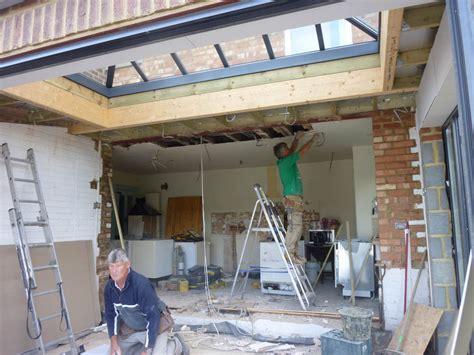 Ceiling Boarding by Orangery Ceiling Plaster Boarding Kingsholme