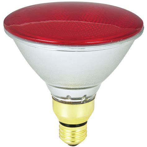 shop mood lites 90 watt par38 halogen flood light bulb