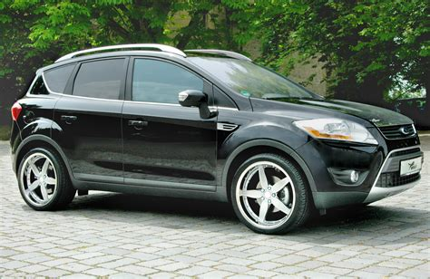 2008 Ford Kuga Pictures Information And Specs Auto