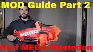 Mod Guide  Nerf Mega Mastodon Part 2  Wiring Diagram