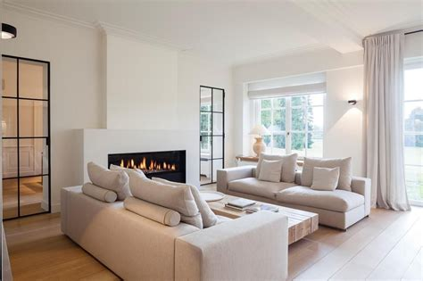 25 Modern Fireplace Ideas for Your Living Room Living