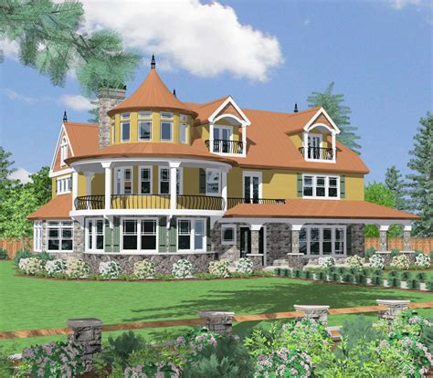 three story houses 8587ms architectural designs house plans