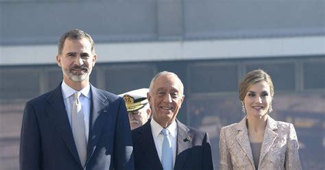 chambre de commerce d espagne le roi felipe vi et la reine letizia d 39 espagne visitent la