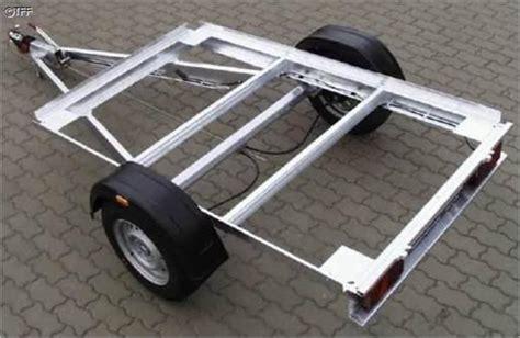autoanhänger gebraucht kaufen autoanh 228 nger fahrgestell gebraucht fahrt 252 chtig ohne