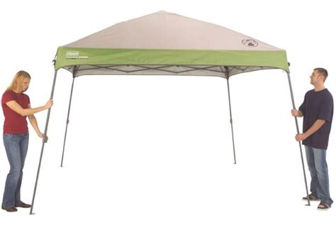 coleman    instant canopy review  deal mommies  shop
