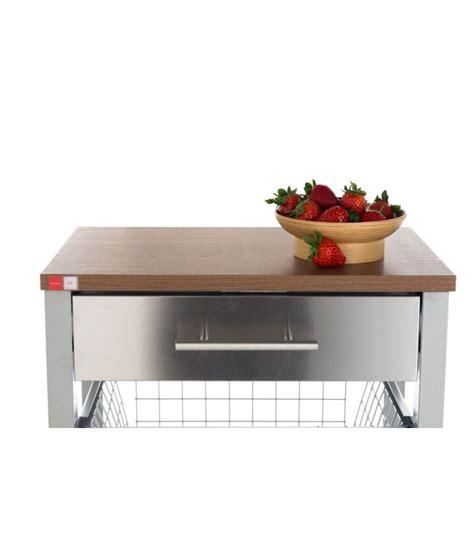 desserte de cuisine en bois desserte de cuisine en aluminium et bois wadiga com