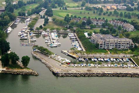 Huron Boat Basin Marina by Mariner Village Yacht Club In Huron Oh United States