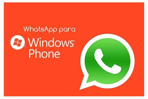 gratis whatsapp chamando baixar para windows phone 8