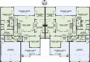 Monolithic Slab Foundation Design 4 Bedroom 2 Bath Cottage House Plan Alp 09mr