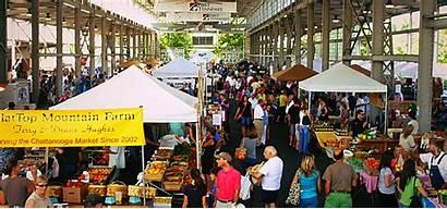 Chattanooga Farmers Markets Tennessee Market Farmer Bemagazine