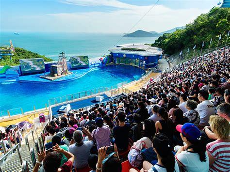 ocean park promo tiket masuk wisata hongkong