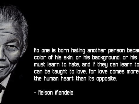 Inspirational Quote 3d by Inspirational Hd Quote From Nelson Mandela Hd Wallpapers
