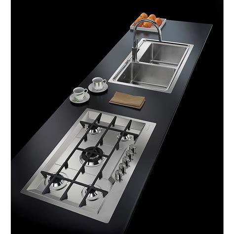 Piano Cottura Foster by 7603432 Ke Foster Piano Cottura 86 Cm Inox 5 Fuochi A Gas