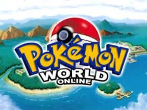 pokemon world onlineftonic