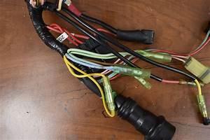 Mercury  U0026 Mariner Wiring Harness 804290 3 2000