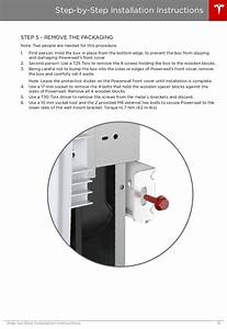 Tesla Powerwall Installation Manual