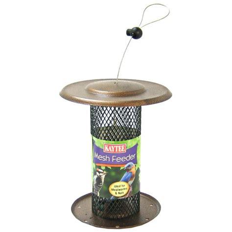 kaytee kaytee mealworm nut mesh feeder bird feeders