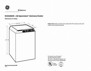 Ge Spacemaker Xl Microwave Installation Instructions