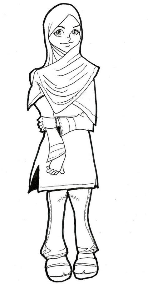 gambar dp bbm wallpaper kartun muslimah terbaru