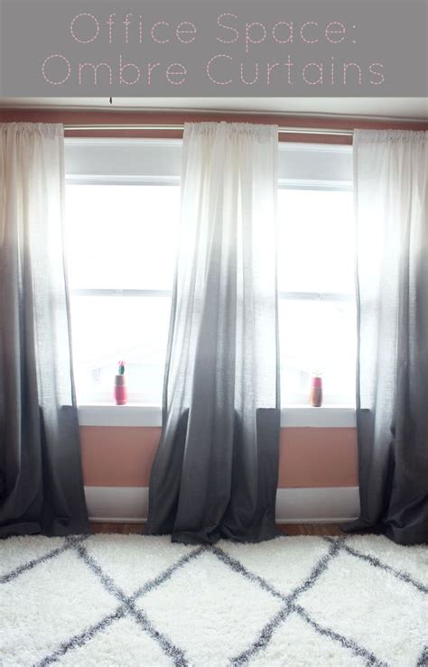 gray ombre curtains target 25 best ideas about ombre curtains on dip dye