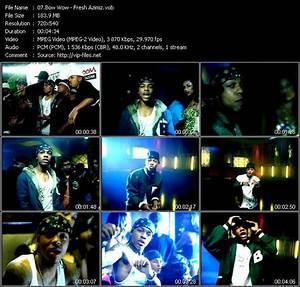 Bow Wow - Fresh Azimiz - Download High-Quality Video(VOB)