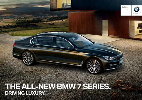 bmw ads 2015 bmw rolls out new 7 series ad caign bimmerfile