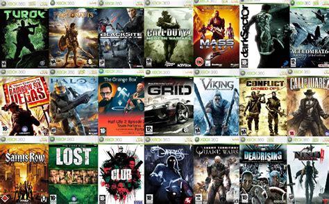 Boot Infor Center Jogos Xbox 360