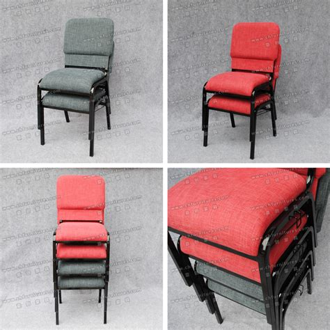 Stackable Church Chairs Used by Yc G112 Foshan Factory Wholesale Strong Stackable Used