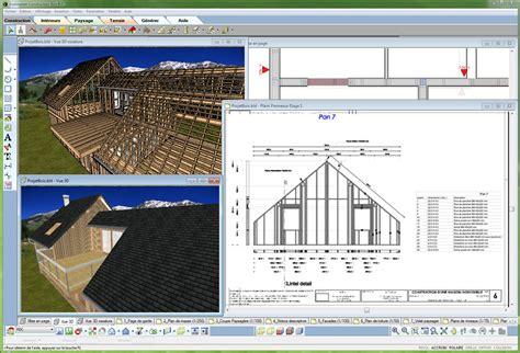 logiciel maison ossature bois un logiciel cr 233 ation maison l impression 3d