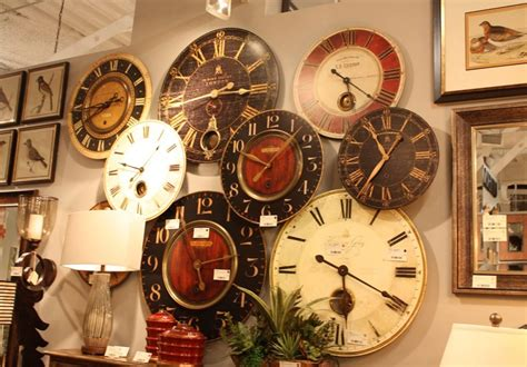 Uttermost Clocks Best Prices by Uttermost Rustic Wall Clocks Thebestwoodfurniture