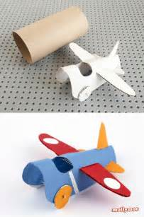 Crafts Made From Toilet Paper Rolls