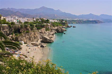 spain southern nerja beaches andalucia beach malaga six travel sun near towns spanish go balcon europa east sandy cities reasons
