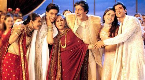 hrithik roshan asks karan johar  shoot kabhi khushi