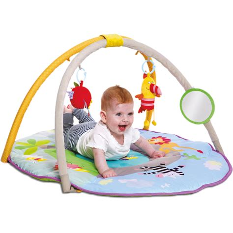 tapis d eveil taf toys tapis d 233 veil aire de jeu jungle de taf toys chez naturab 233 b 233