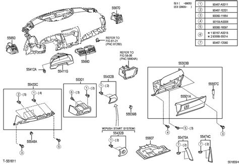 2009 Toyotum Camry Ac Wiring Diagram by 2007 2009 Toyota Camry Se Left Front Climate Vent