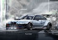 BMW E46 M3 Race Car