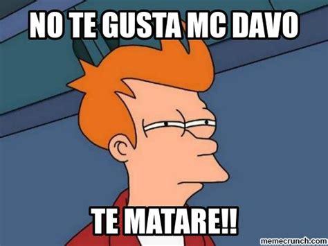 Mc Meme - no te gusta mc davo