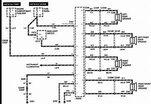 1988 Ford F 250 Radio Wire Diagram