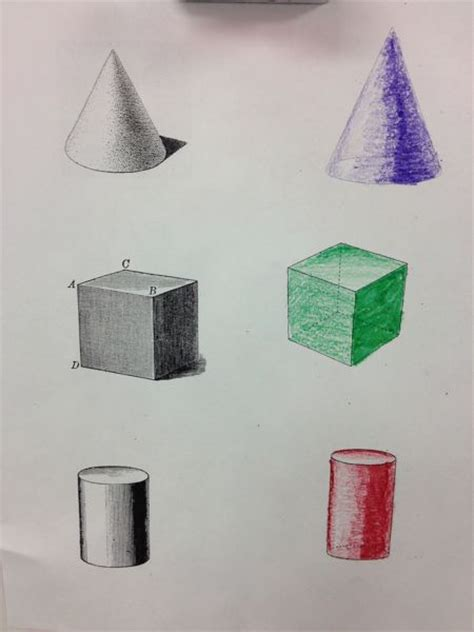 objects  drawing teaching ace