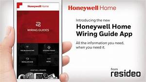 Honeywell Home Wiring Guide App