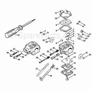 Stihl Br 380 Backpack Blower  Br 380  Parts Diagram