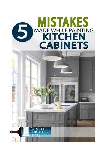 Kitchen Cabinets Mistakes Painting Qr Painted Scan