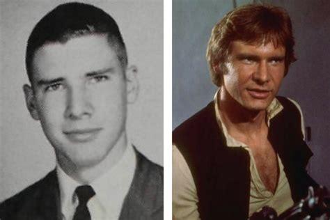 mark hamill high school star wars cast yearbook photos classmates