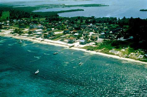 Ambergris Caye Belize History, San Pedro