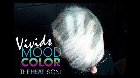 color changing hair color  pravana vivids mood color