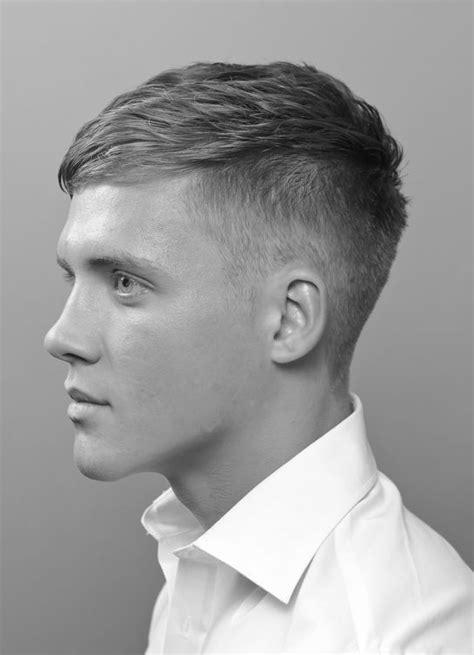 30 fresh fashionable mens back and sides haircuts