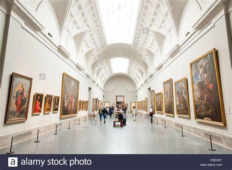 Kunstgalerie In Madrid E by Gallery Stockfotos Gallery Bilder Alamy
