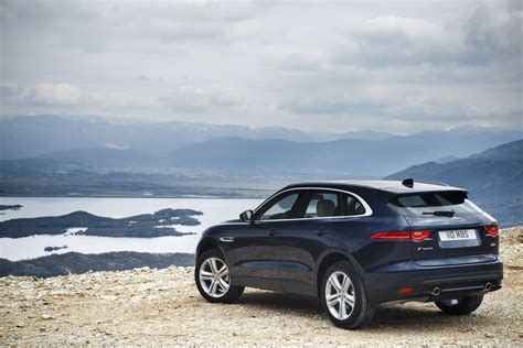 Jaguar Announces 240 Hp Twin-turbo Diesel For 2018 F-pace